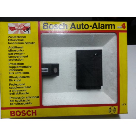 Alarma Bosch PLUS 4 Módulo ultrasonidos